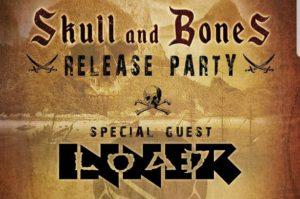 """""""Skull & Bones"""" release party"""